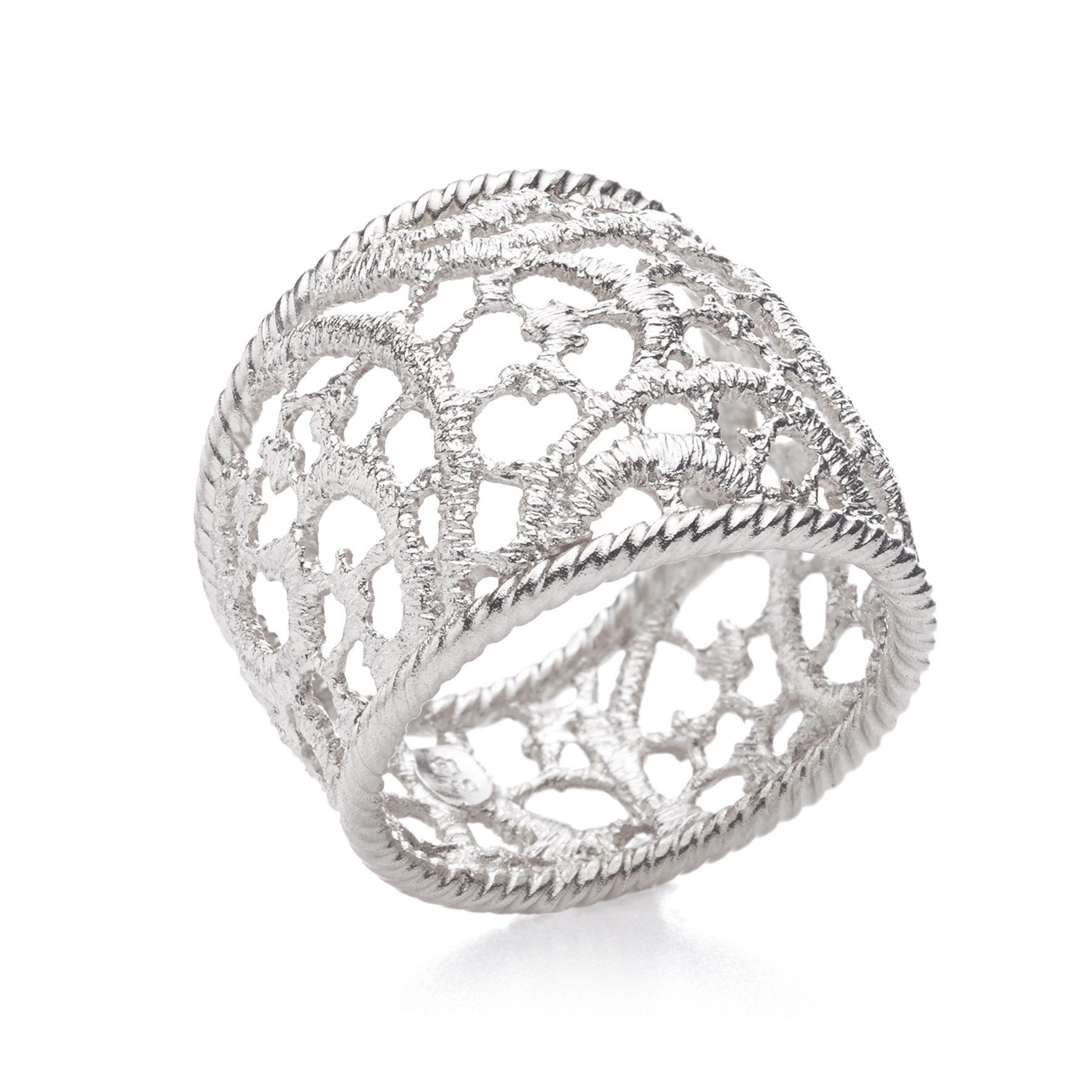 """Ring """"Daphne"""" in Silber Brigitte Adolph"""
